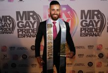 Mr. Gay Pride Sevilla 2018