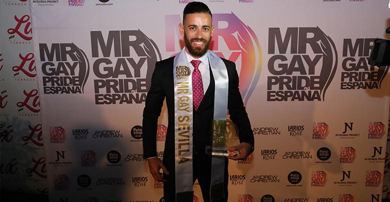 Mr. Gay Pride Sevilla 2018
