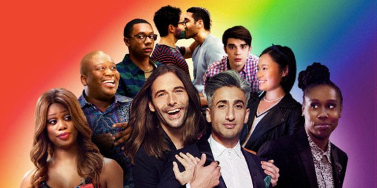 Netflix LGTBI+