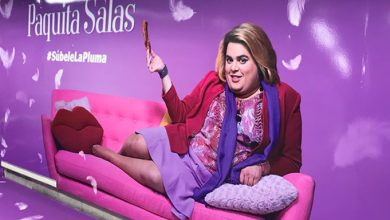 Photo of Paquita Salas lucha en contra de la plumofobia