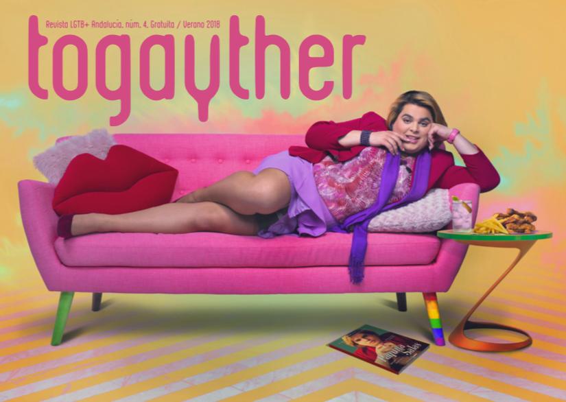 Presentada la Revista Togayther de Verano a favor de la visibilidad LGTB+