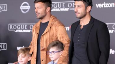 Photo of Ricky Martin quiere que sus dos hijos sean gays