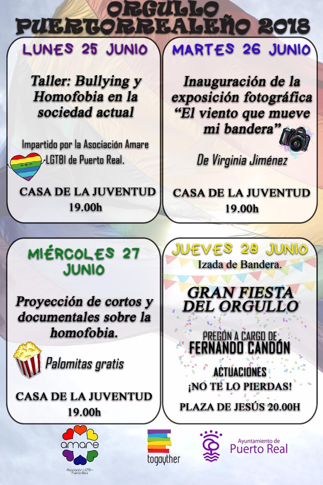Orgullo Puerto Real
