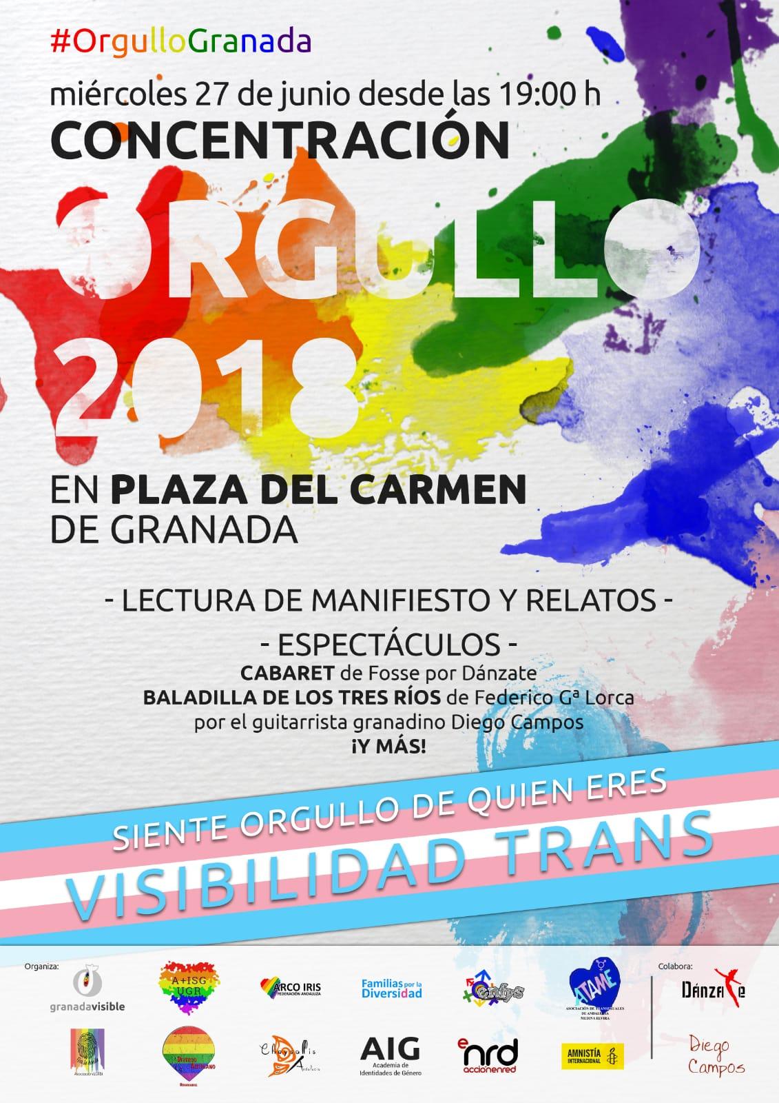 Orgullo LGTB Granada