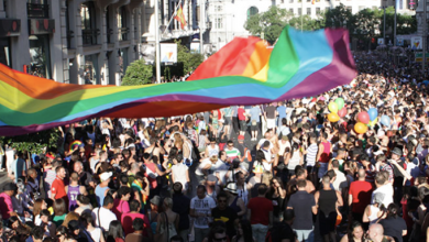 Photo of Madrid, preparada para el Orgullo 2018
