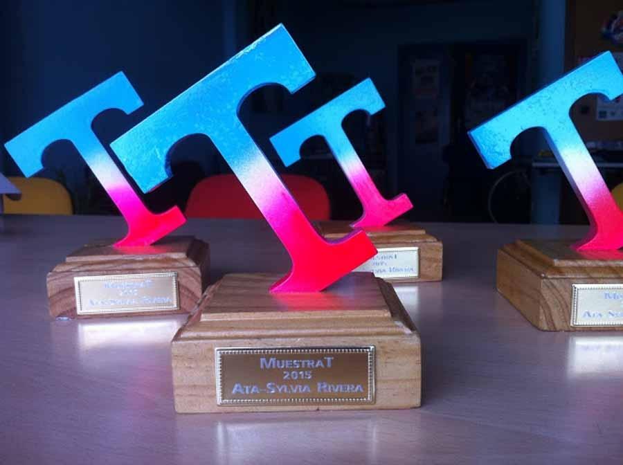Premios MuestraT