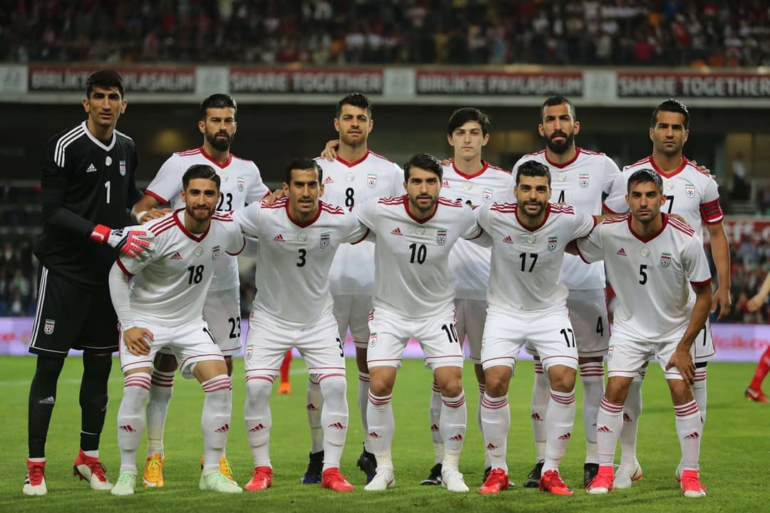 Iran Mundial Rusia