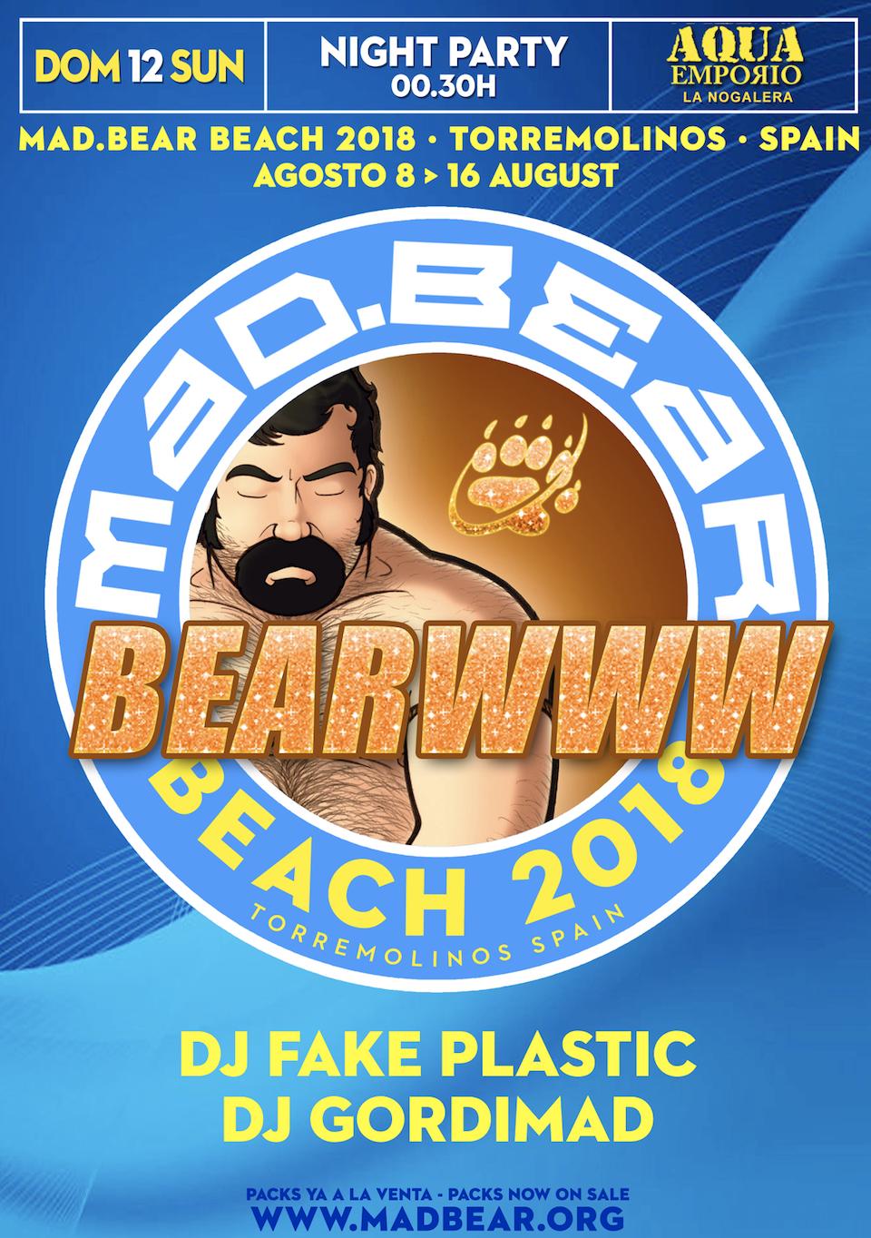 madbear beach 2018