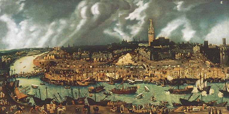 Homosexualidad y Sevilla: siglos XVI-XVII