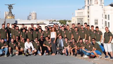Photo of La Comunidad de Madrid apoya a los atletas que participarán en los Gay Games 2018