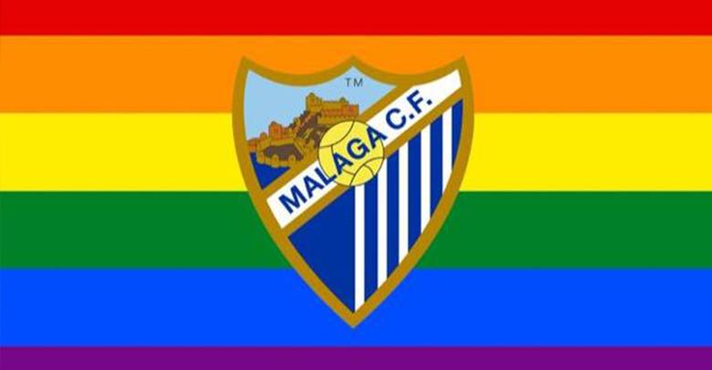Málaga CF tweet borrado Orgullo