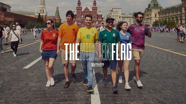 #Hiddenflag Mundial de Rusia