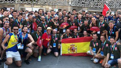 Photo of El equipo madrileño consigue 7 medallas en los Gay Games de París