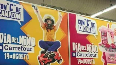 Photo of Retirada la campaña sexista de Carrefour en Argentina
