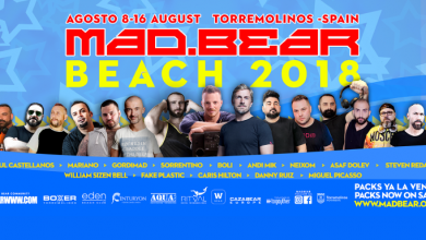 MAD BEAR BEACH 2018