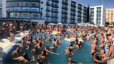Photo of Mad Bear Beach en Torremolinos, la fiesta de osos más grande de Europa