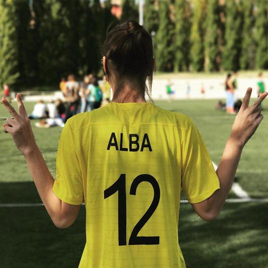Alba palacios futbolista transexual las rozas
