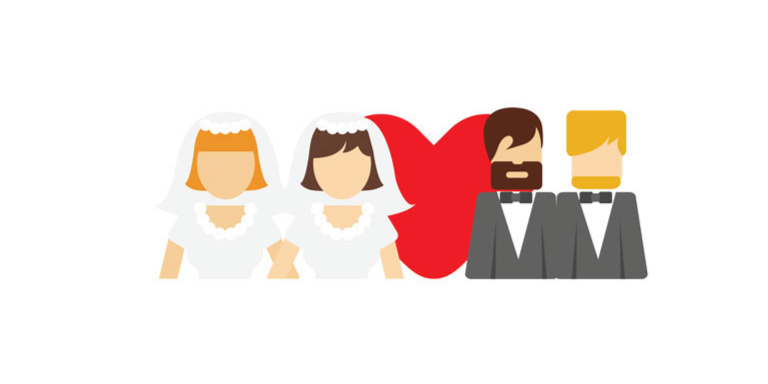 Andalucía supera los seis mil matrimonios entre personas del mismo sexo en 13 años