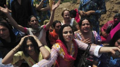 Photo of Mujer transexual quemada viva en Pakistán tras resistirse a un asalto sexual