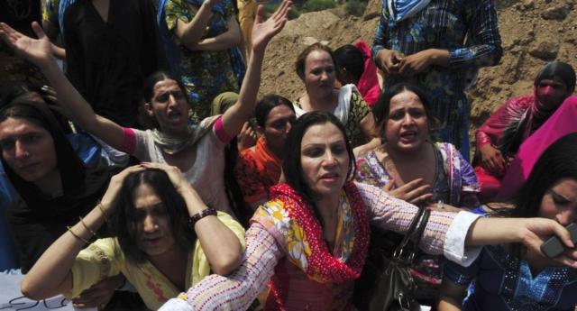 Transfobia en pakistan