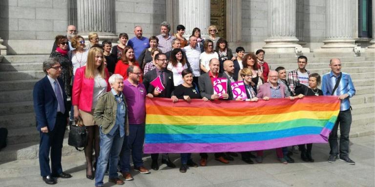 Proposición de Ley de Igualdad LGTBI