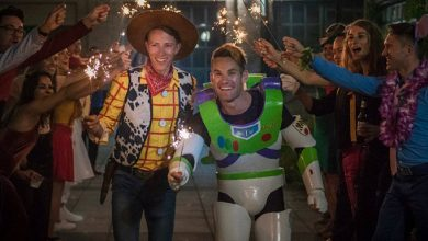 Photo of La boda gay del año: Woody y Buzz Lightyear se casan