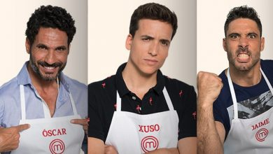 Photo of Tres chulazos por los que engancharte a Masterchef Celebrity