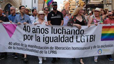 Plataforma Orgullo LGTBI Andalucía