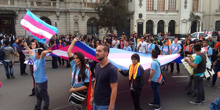 Orgullo Transexual