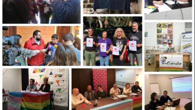 Photo of 50 asociaciones de toda España se unen bajo el lema 'Ciudades en pie' por la aprobación de la Ley de Igualdad LGTBI