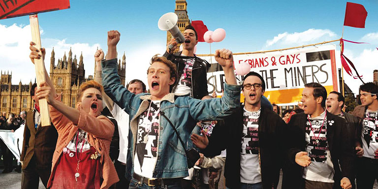 Fotograma película Pride