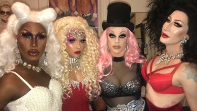 Photo of Cuatro reinas de RuPaul's Drag Race interpretan 'Lady Marmalade'