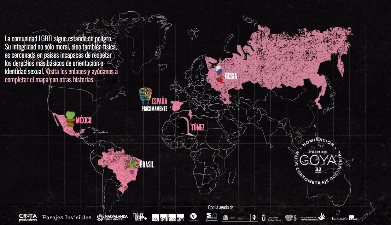 La Primavera Rosa en el mundo