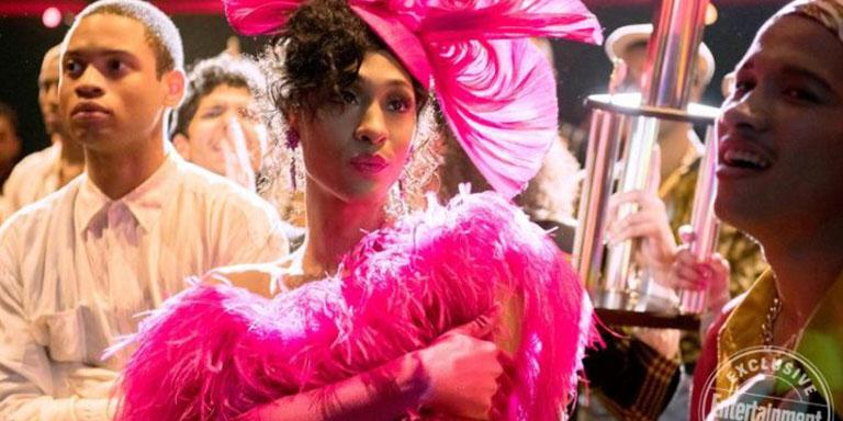 Protagonista de Pose. Los nominados LGTB+ a los Globos de Oro 2019