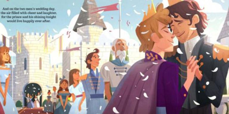 Cuentos de príncipes, historias de guerreras