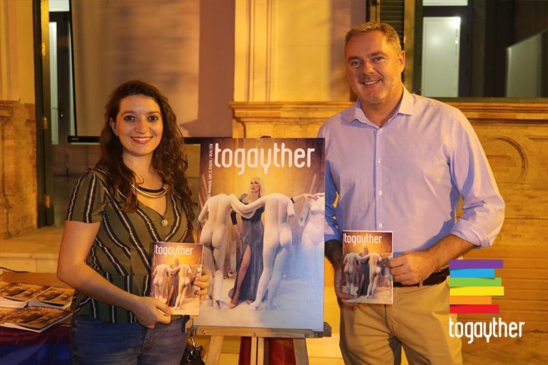 Presentación del numero de otoño de la revista togayther