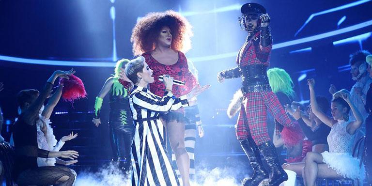 Soraya Arnelas imita a Katy Perry