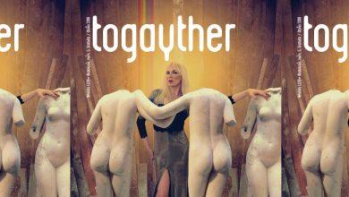 Topacio-Fresh,-portada-del-número-de-otoño-de-la-Revista-Togayther
