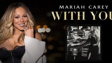 Photo of Ya puedes escuchar 'With You' el single del nuevo album de Mariah Carey