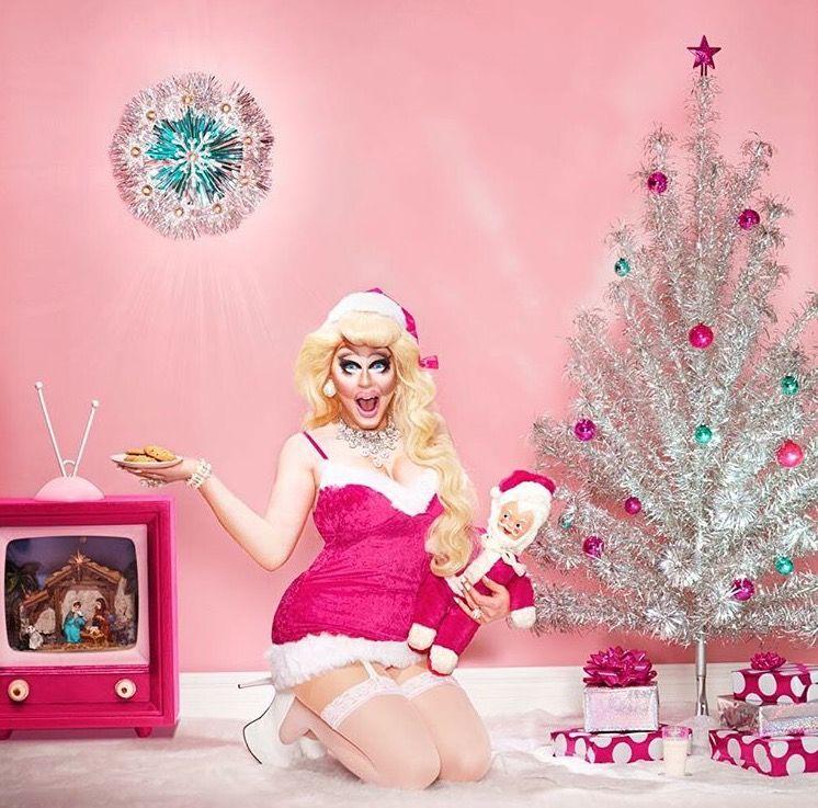 RuPaul Navidad