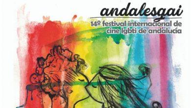 Photo of Andalesgai 2018, el Festival de Cine Lésbico, Gay, Bisexual y Trans de Andalucía ya tiene cartel