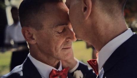 Más 3.000 parejas del mismo sexo se casan en Australia