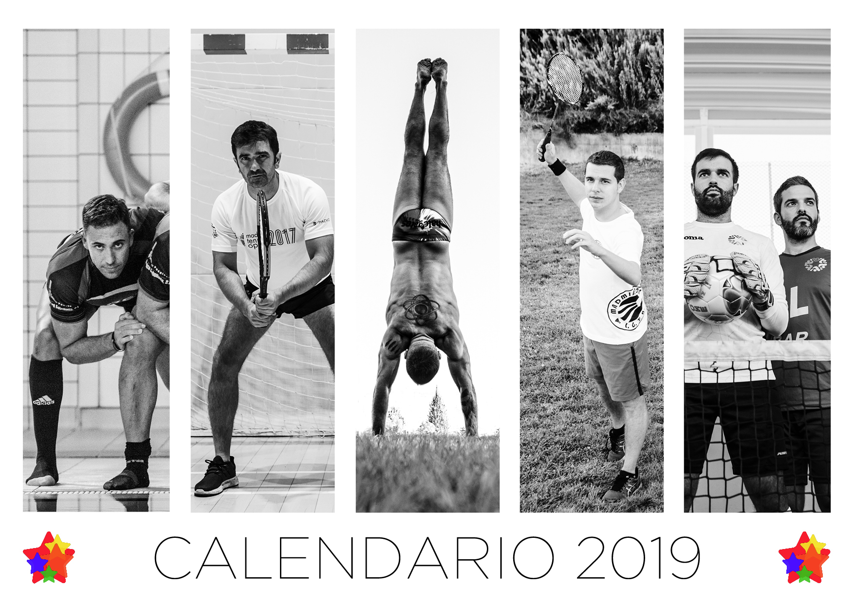 Calendario DyD Portada
