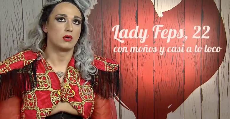 'No puedo con su moño' la cita drag más divertida en Firts Dates