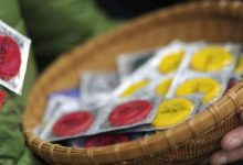 Francia preservativos VIH