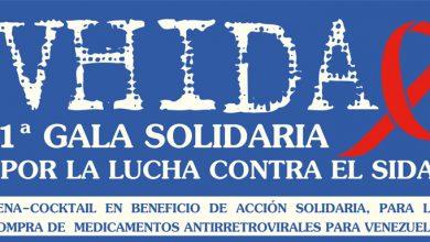 """Photo of """"VHIDA"""" la gala benéfica solidaria para luchar contra el SIDA en Almería"""