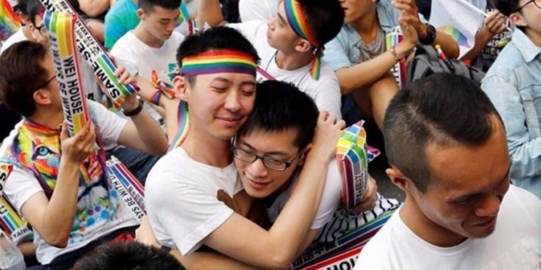 Matrimonio LGTB Taiwan