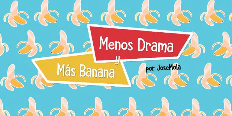'Menos Drama y Más Banana' nuevo libro LGTB + recomendado por Togayther