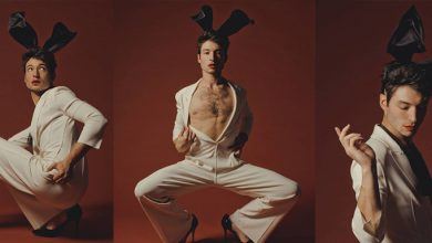 Photo of Ezra Miller, el referente Queer de moda