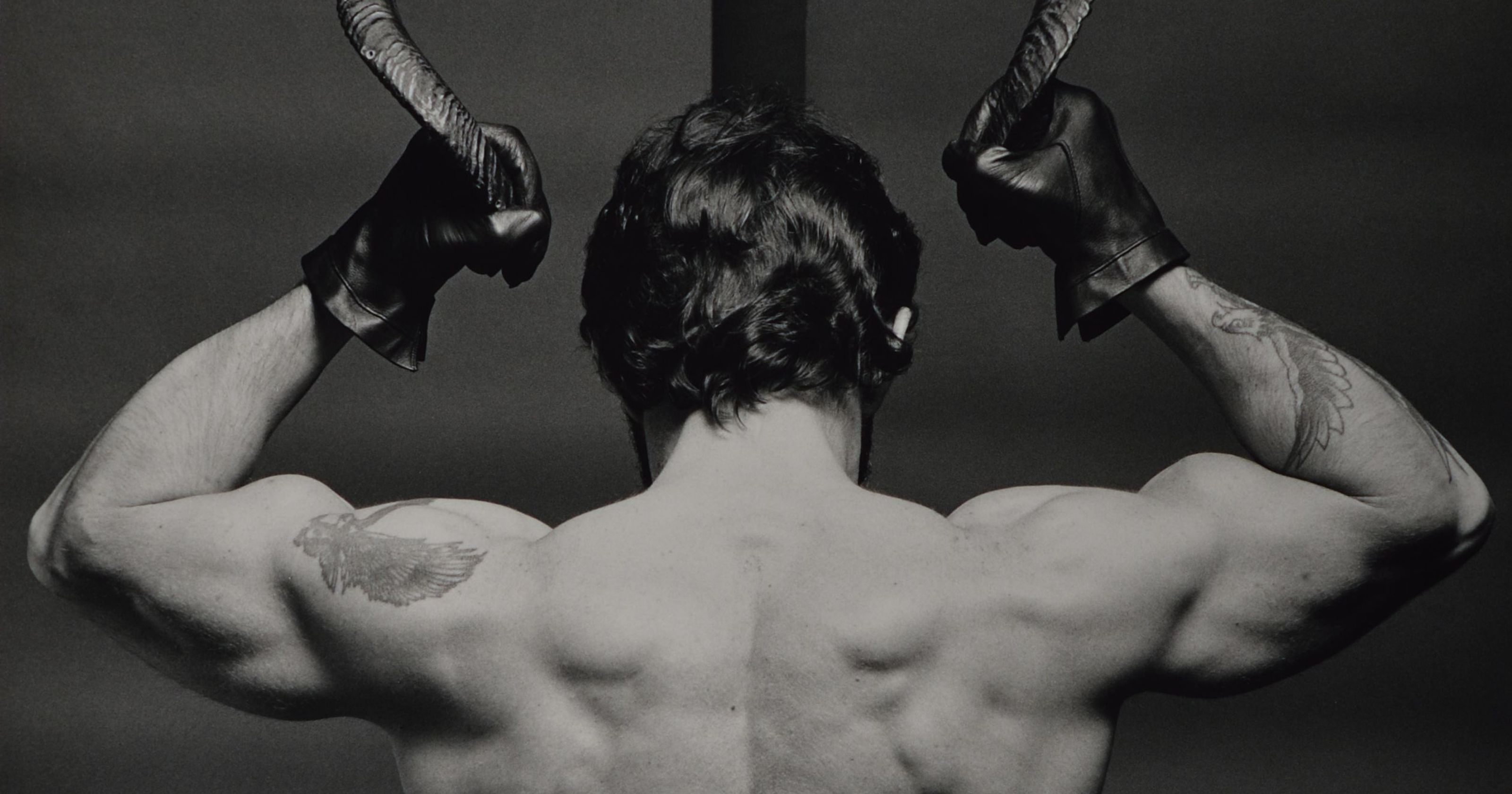 Colección s&m Mapplethorpe